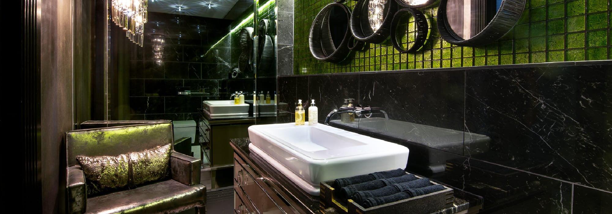 Seven Unique Bathroom Styles For A Brand New Luxury Build Npm Bathrooms