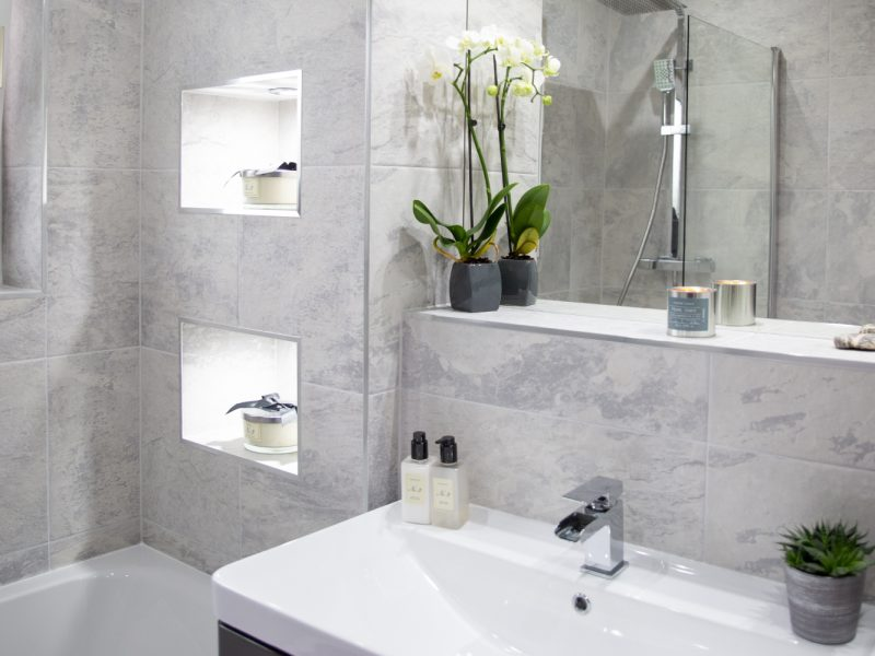 Clean, modern space with a 'hotel look' in the Ribble Valley