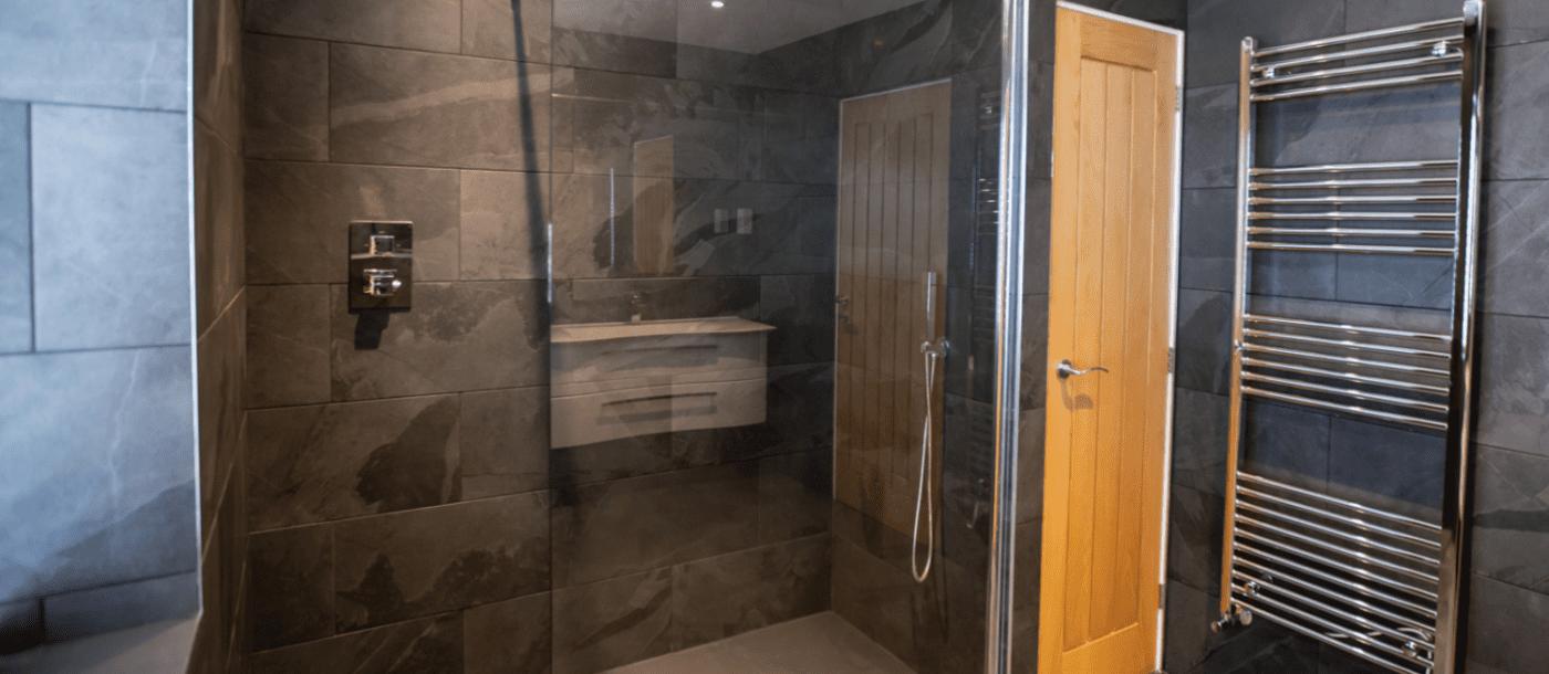 customer bathroom