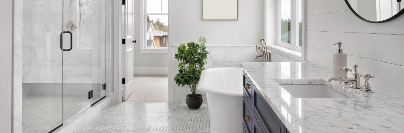 Airy Bathrooms